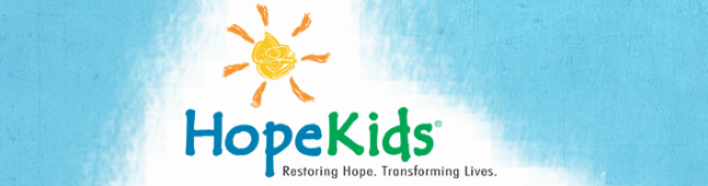 HopeKids Header